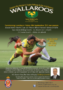 Open news item - Support The Women's Rugby Pathway To Rio And Beyond